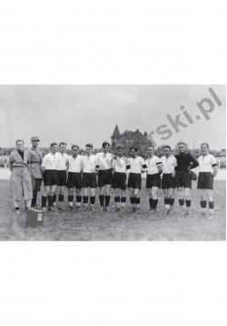 18.05.1930 - Kraków. Legia...