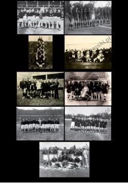 Zestaw 9 pocztówek - CZARNI...
