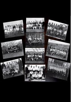 10 pocztówek przedwojennych...