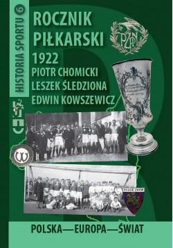 oferta -Rocznik Piłkarski 1922 Polska-Europa-Świat