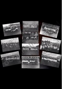 10 pocztówek przedwojennej...