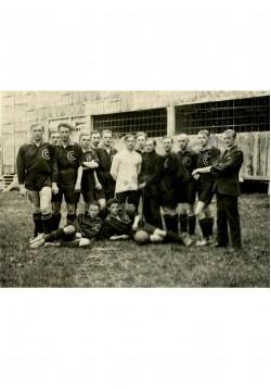 28.05.1922 - Lwów, boisko...