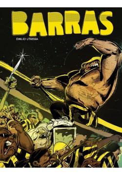 "Komiks ""Barras"" - część 1"