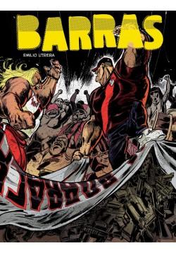 "komiks ""Barras"" - część 2"