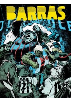 "komiks ""Barras"" - część 3"