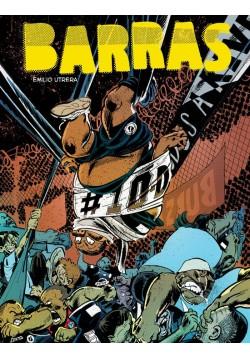"komiks ""Barras"" - część 4"