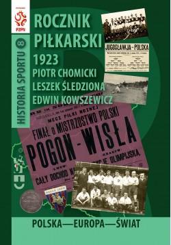 Rocznik Piłkarski 1923...