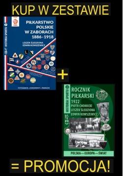 Zestaw: Piłkarstwo polskie...